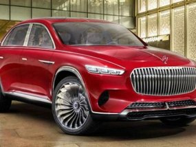 All-new Vision Mercedes-Maybach Ultimate Luxury concept surfaced online