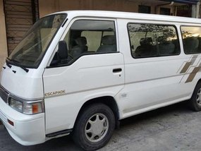 2006 Nissan Urvan escapade 2.7 not hi- ace starex