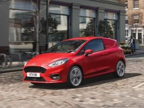 Ford Fiesta Sport Van joins Ford's LCV range with promising upgrades