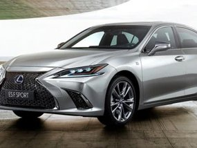 Lexus ES 2019 launched globally: Lower, longer, wider and more powerful