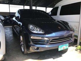 2013 Porsche Cayenne Diesel 11tkms only.