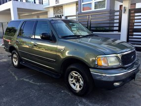 Well maintained Ford Expedition 2001 for sale