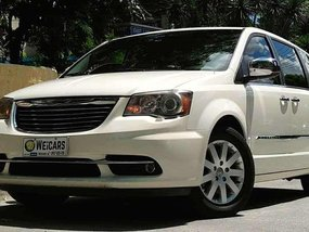 2011 Chrysler Town and Country starex sienna odyssey alphard