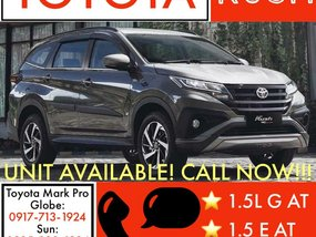 Sell Black 2019 Toyota Rush in Las Pinas