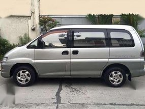 2004 MITSUBISHI SPACE GEAR FOR SALE