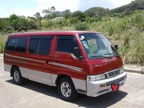 Nissan Urvan 2004 first owner  for sale  fully loaded