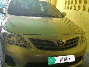 Toyota Corolla ltis 1.6E 2011 mt for sale