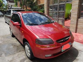 FOR SALE CHEVROLET AVEO HATCHBACK 2005 1.5MT
