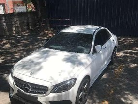Mercedes Benz C200 AMG 2016 for sale