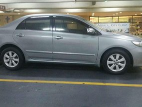 Toyota Altis 1.6 g automatic 2012 rush sale
