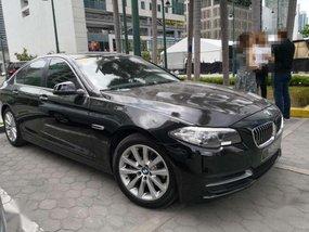 2016 BMW 520D twin turbo diesel