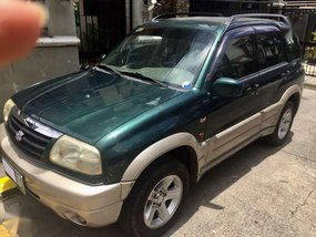 2003 Suzuki Grand Vitara AT 4x4 FOR SALE
