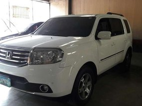 2013 Honda PILOT 4X4 Automatic Gasoline for sale
