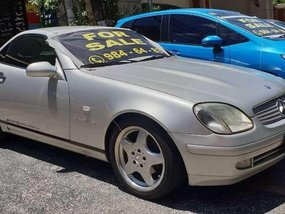 Mercedes Benz SLK 230 Well Maintained For Sale