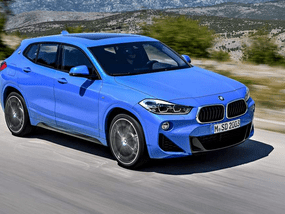 BMW X2 2018 rolled out in the Philippines, looking even sleeker than the X1