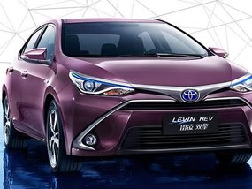 Toyota Levin continues to thrive in China with plug-in hybrid launch
