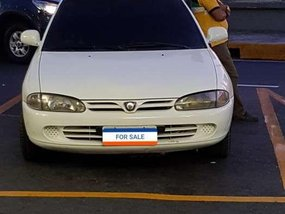 Fresh Proton Wira 1996 White Sedan For Sale