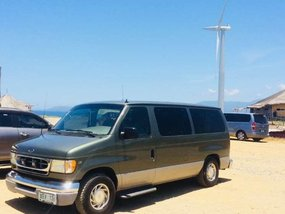 FORD E150 2002 FOR SALE