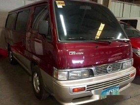 Nissan Urvan 2012 ESCAPADE MT for sale