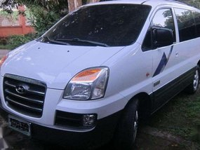Hyundai Starex GRX 2007 Crdi AT FOR SALE