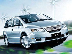 All-new full electric BYD E6 about to go on sale in the Philippines