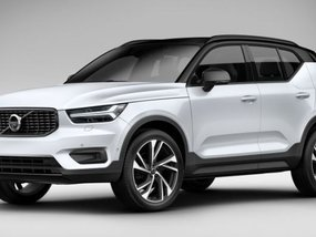 Volvo XC40 2018 out in Australia with 4 variants, each has a Launch Edition