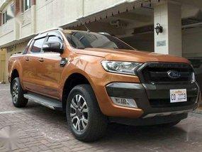 For Sale: 2017 Ford Ranger Wildtrak