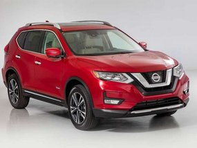 All-new Nissan X-Trail 2018 hybrid revealed