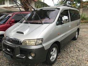 Hyundai Starex SVX Manual Diesel 2001 for sale