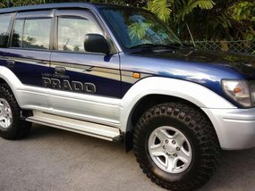 1997 Toyota Land Cruiser Prado for sale