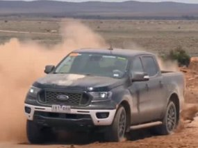 Ford Ranger 2019 undergoes extreme F-150 standard tests