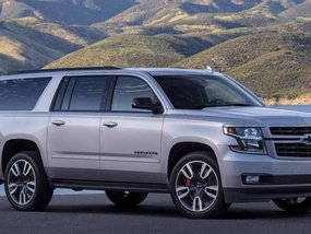 All-new Chevrolet Suburban RST 2019 launched with a powerful V8 engine