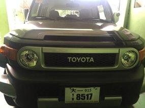 2016 Toyota FJ Cruiser (Black) for sale