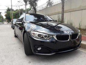 BMW 420D Grancoupe 2015 Black For Sale