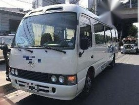 Toyota Coaster 2015  30 seater White For Sale