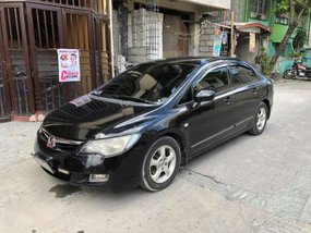 Honda Civic FD 2007 AT Black For Sale