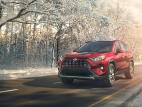 Toyota invests over $1 billion into the Toyota RAV4 2019's production