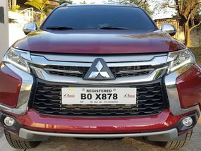 Mitsubishi Montero 2017 for sale