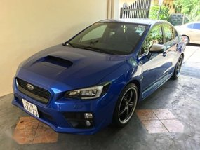 2017 Subaru Impreza WRX Turbo Blue For Sale