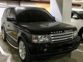 2006 Range Rover Sport Supercharged - Black for sale