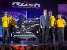 Will there be enough Toyota Rush 2018 units for Philippine customers?