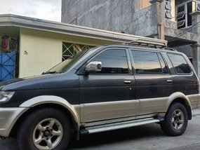 ISUZU CROSSWIND SUV 2002 for sale