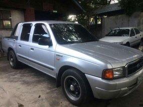 Ford Ranger XLT 2000 Pickup Silver For Sale