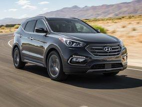 2018 Hyundai Santa Fe. Insufficient income ok! Sure approval.