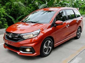 2018 Honda Mobilio. 100% Sure Approval