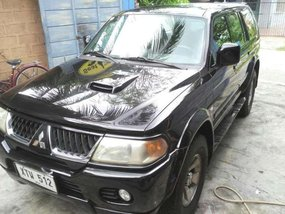2005 Mitsubishi Montero for sale   fully loaded