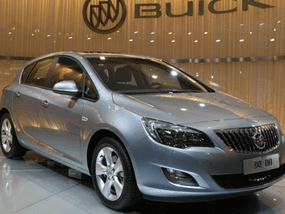 Opel releases latest Astra sedan as Buick Exelle 2018 in the China market