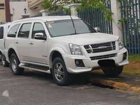 Isuzu Altera AT 2014 Diesel White For Sale