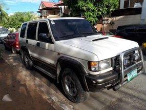 Isuzu Trooper 1996 White SUV For Sale
