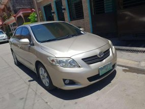 Toyota Altis 2009 rush pde swap for sale   fully loaded